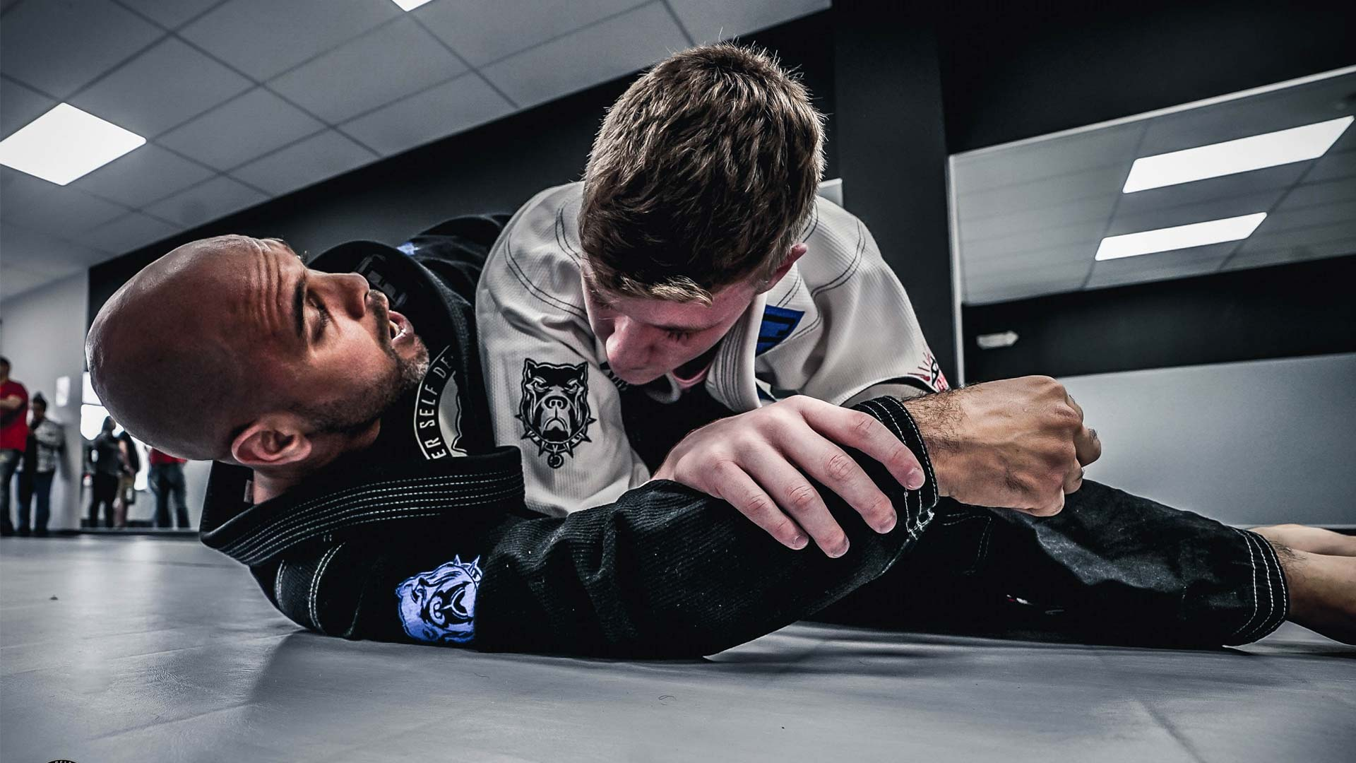 Jiu Jitsu At Conquer Self Defense