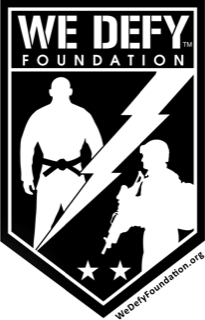 Proud Affiliate For The We Defy Foundation