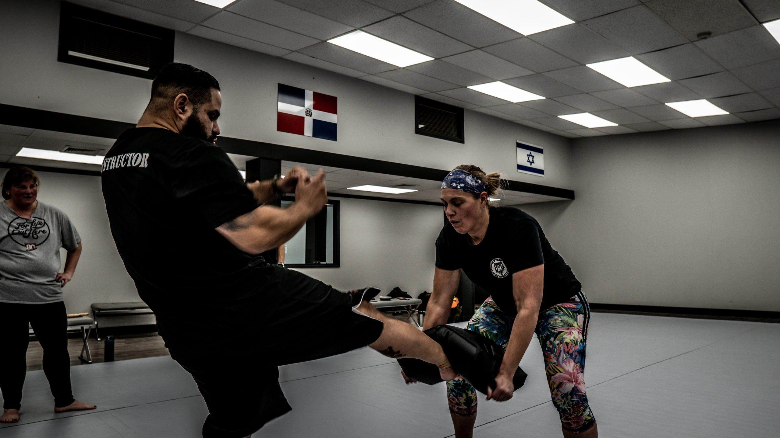Krav Maga At Conquer Self Defense